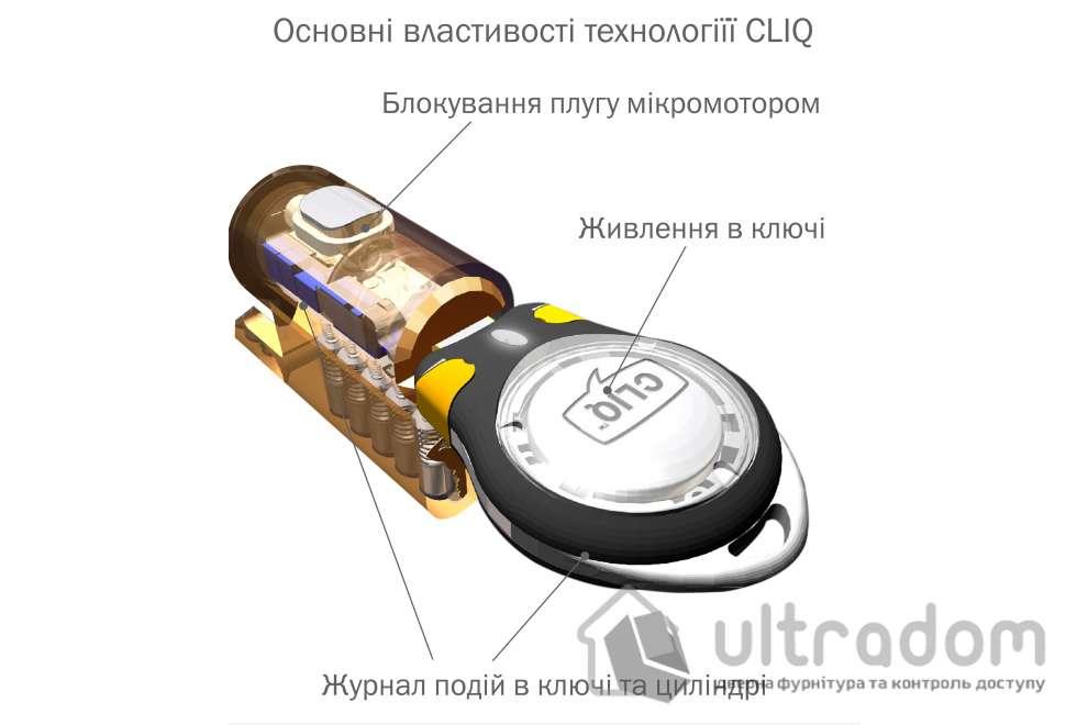 Навесной  замок MUL-T-LOCK®  NE12L  CLIQ