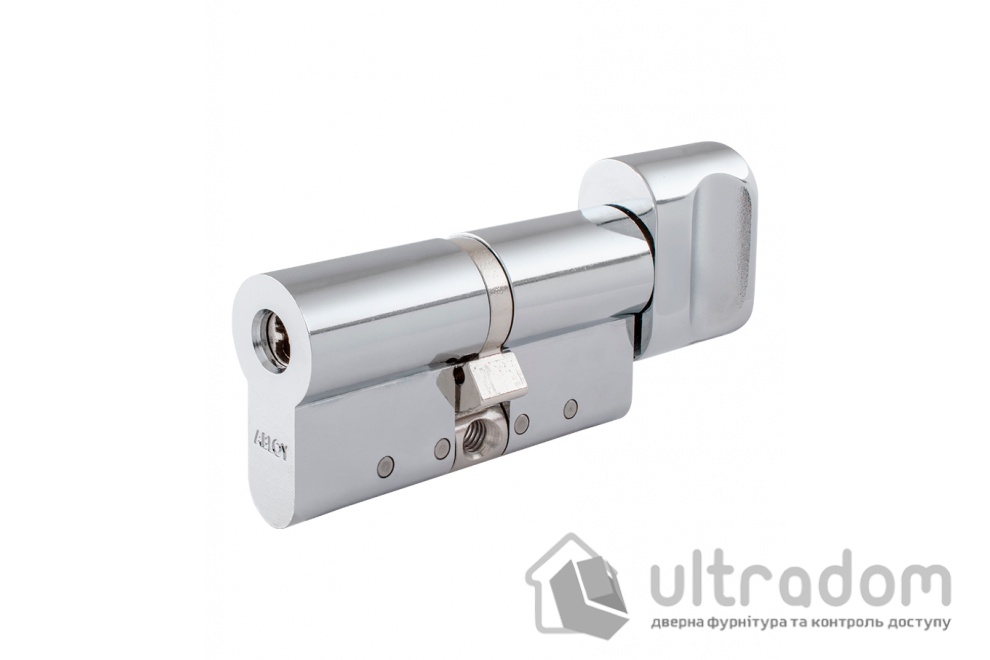 Дверной цилиндр ABLOY Novel ключ-вороток, 94 мм
