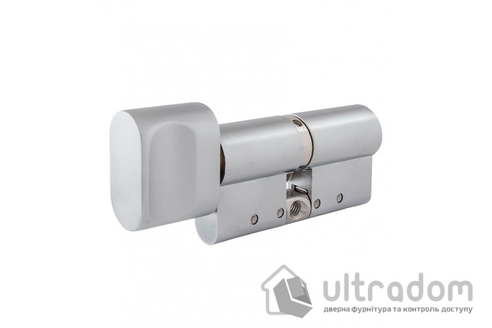 Дверной цилиндр ABLOY Novel ключ-вороток, 79 мм