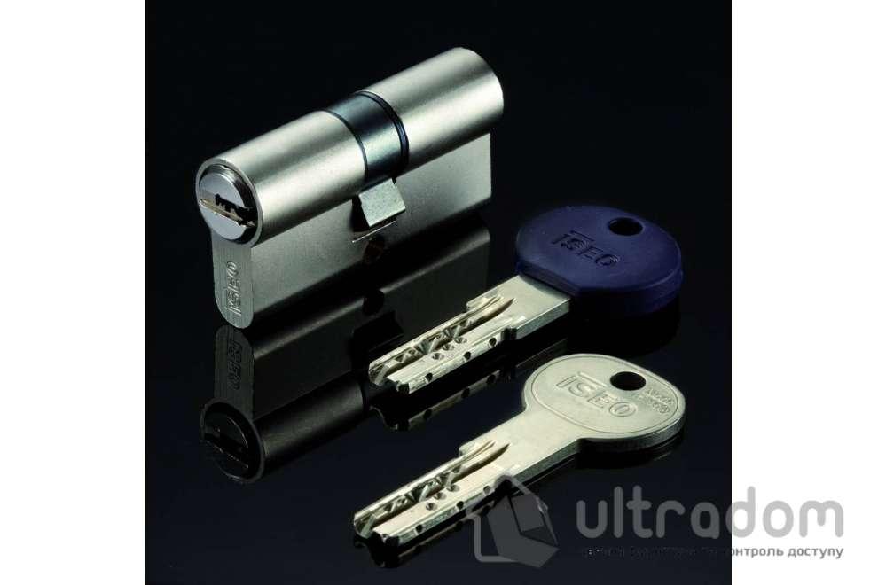 Цилиндр дверной ISEO R7 ключ - ключ, 70 мм