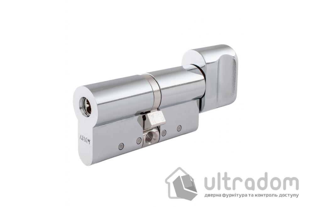 Дверной цилиндр ABLOY Novel ключ-вороток, 89 мм