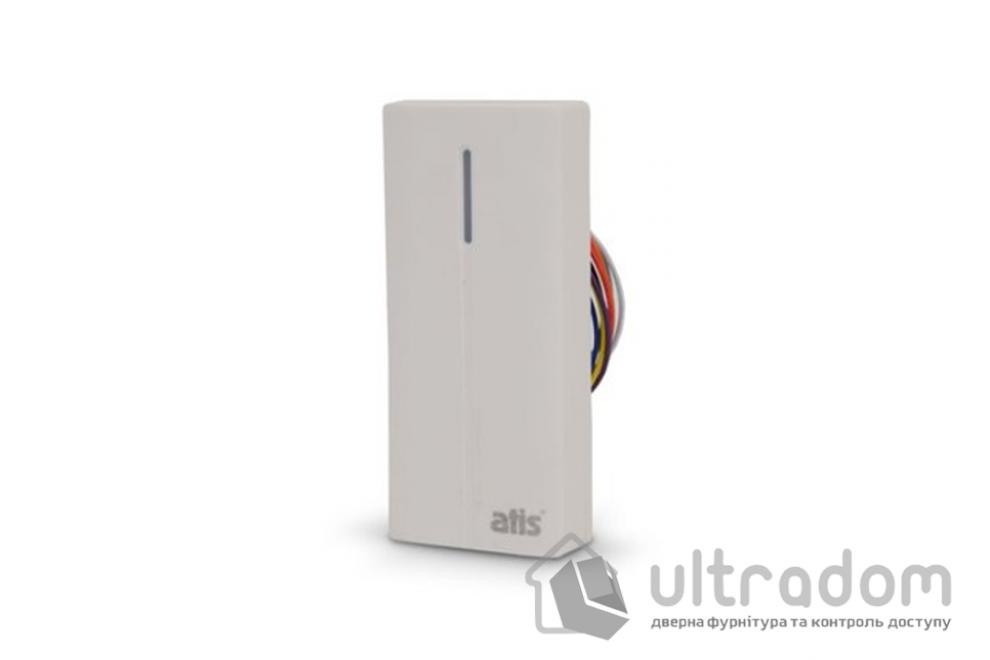 ATIS Контроллер-считыватель ACPR-08 EM-W (white) белый. EM-Marine IP66  Редактировать