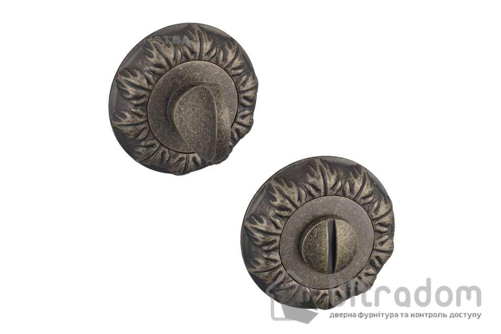 Фиксатор WC SIBA R05 античное железо 82 82