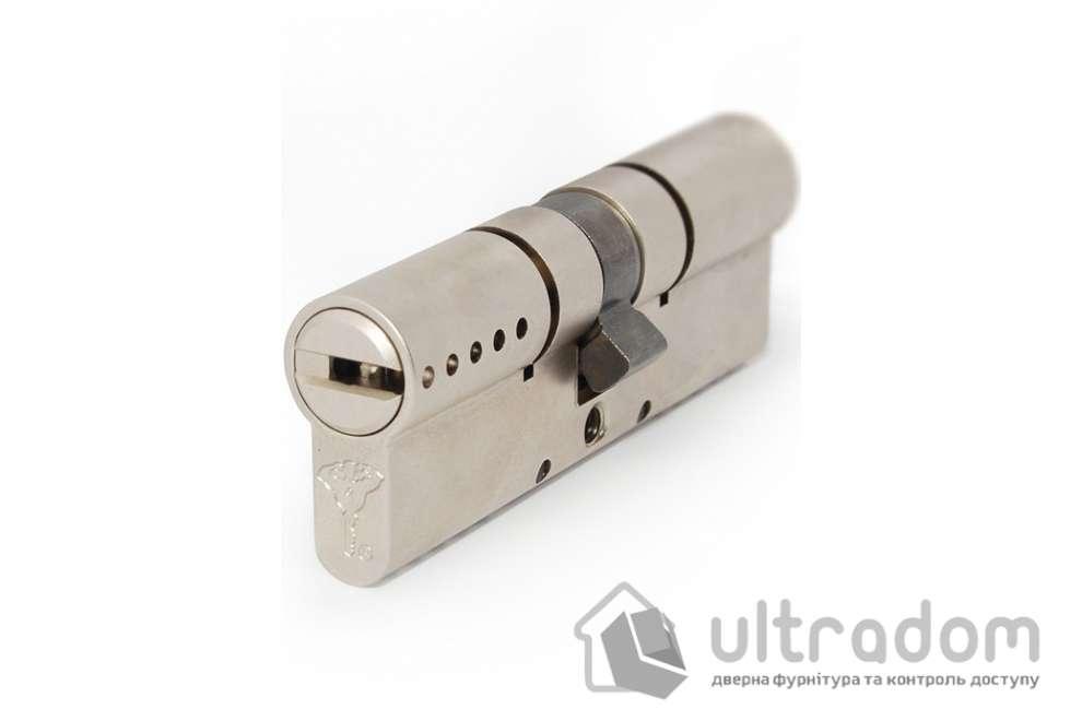 Цилиндр дверной Mul-T-Lock Interactive+ ключ-ключ., 76 мм