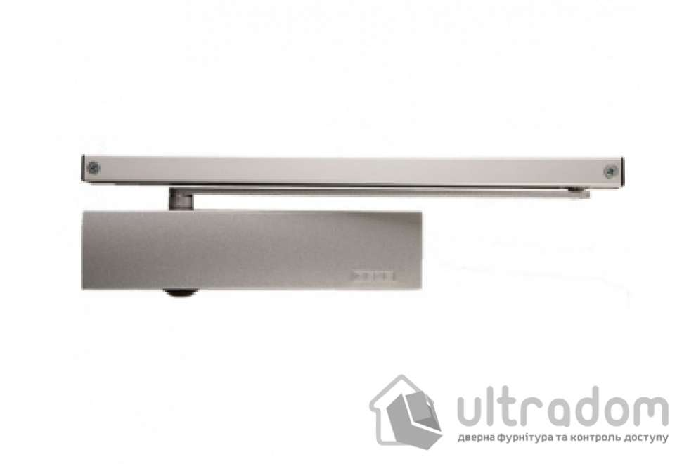 Дверной доводчик GEZE TS3000 EN1-4, слайдовая тяга, дверь до 80 кг.