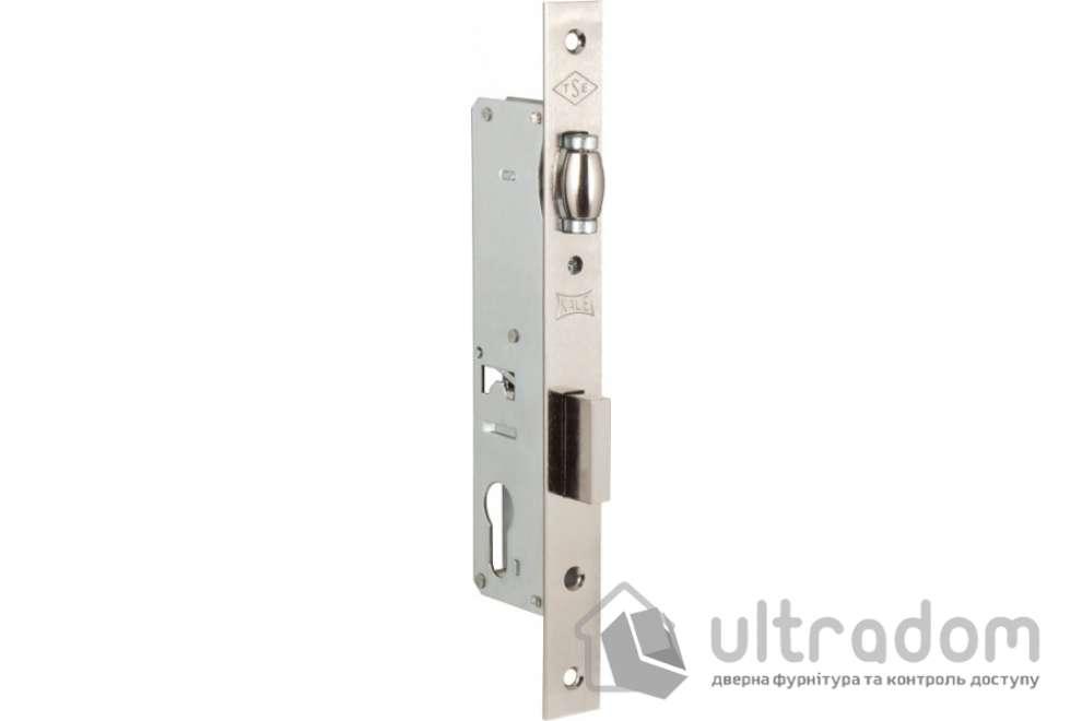 Корпус замка с роликом KALE 155-25 для алюминиевой двери.