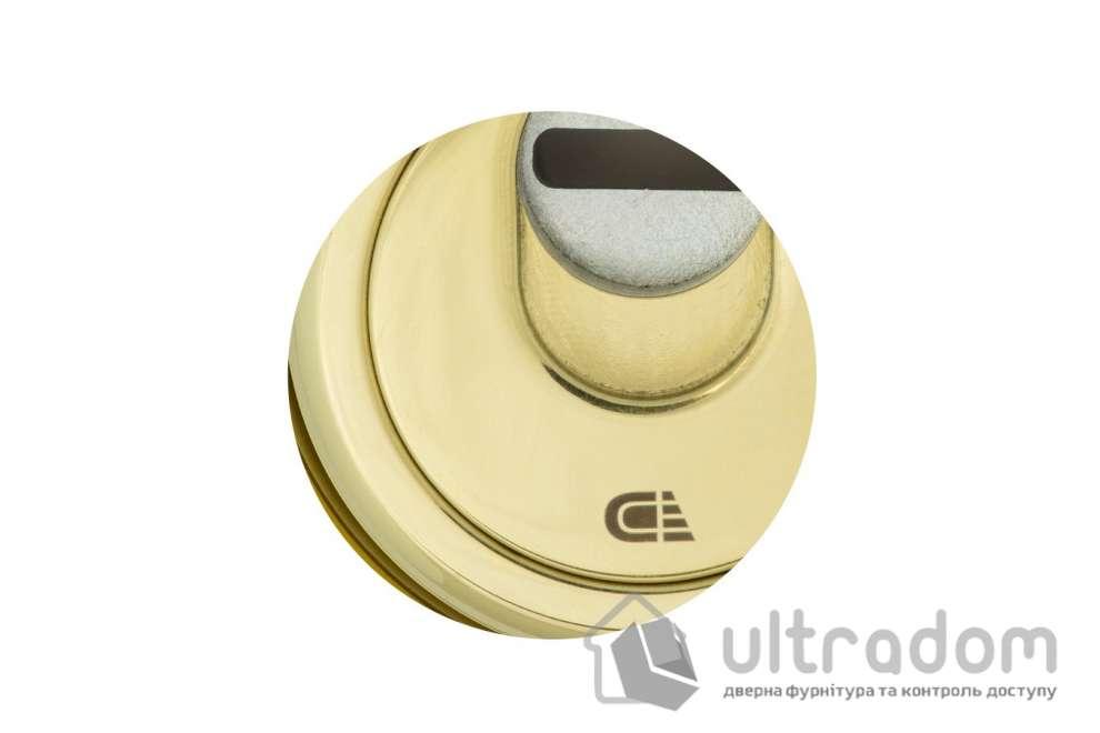 Протектор защитный DISEC MAG 3G2FM 3 класс 25 мм латунь полированная