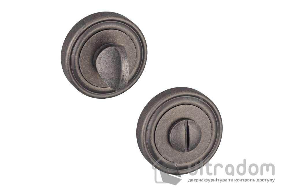 Фиксатор WC SIBA R05 античное серебро 82 42
