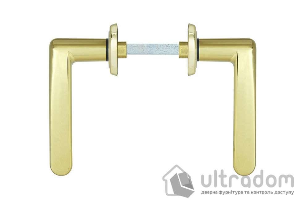 Дверная ручка ROSTEX KREDO  WC ручка-ручка 72 мм латунь полированная