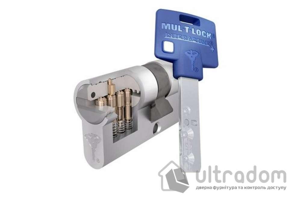 Цилиндр дверной Mul-T-Lock Interactive+ ключ-ключ., 62 мм