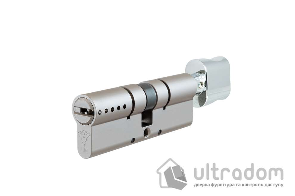 Цилиндр дверной Mul-T-Lock Classic Pro кл-вороток., 100 мм