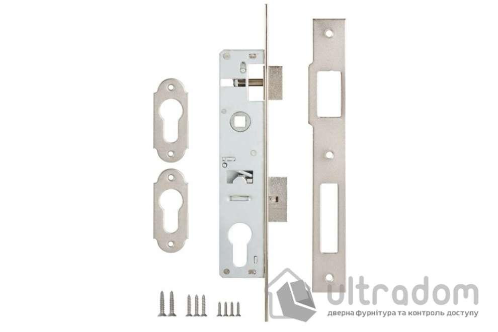Корпус замка с защелкой KALE 153-30, для алюминиевой двери