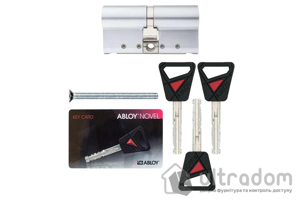 Дверной цилиндр ABLOY Novel ключ-ключ, 65 мм