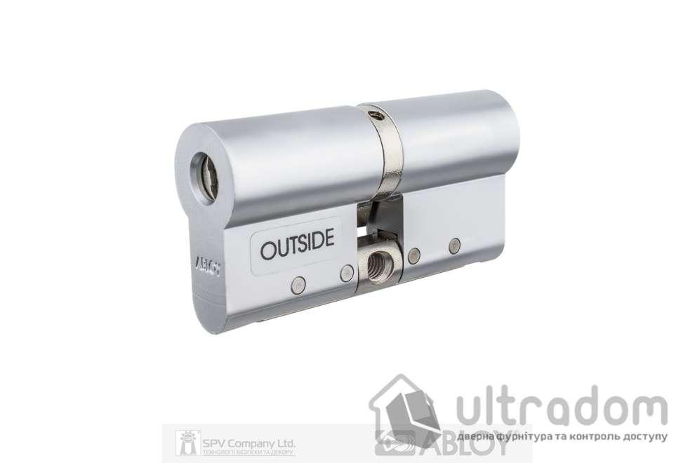 Замковый цилиндр ABLOY Protec 2 ключ-ключ, 122 мм