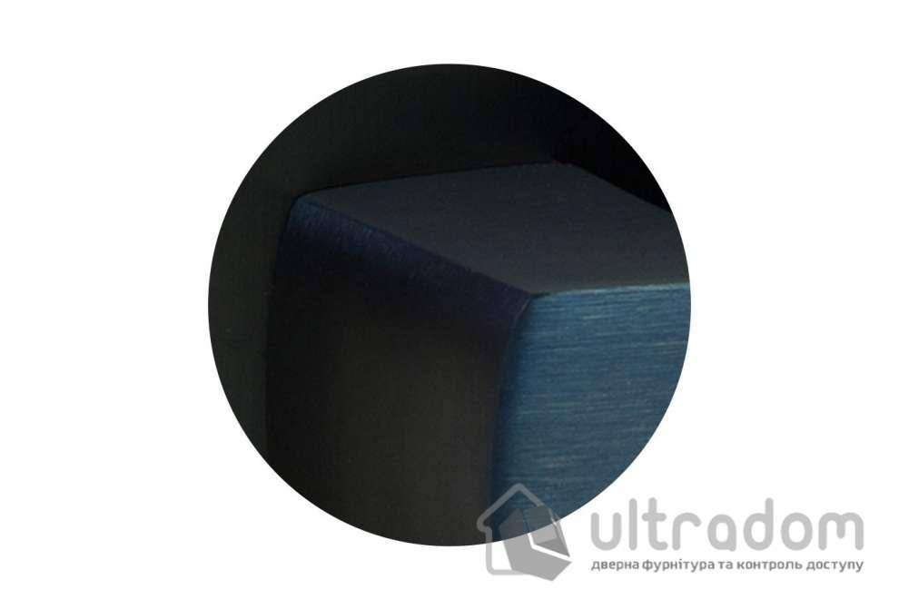 Фурнитура защитная ROSTEX R1/H Quadrum 3 класс Черный с фикс ручкой