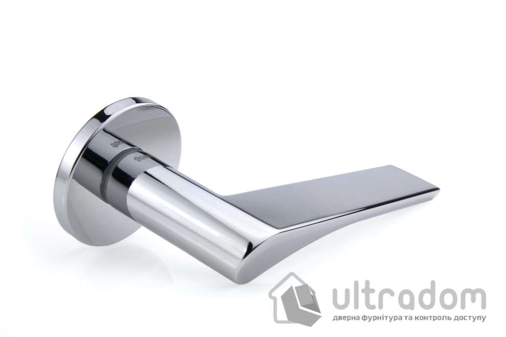 Дверная ручка Forme Eos 294 А/ Slim хром полированный