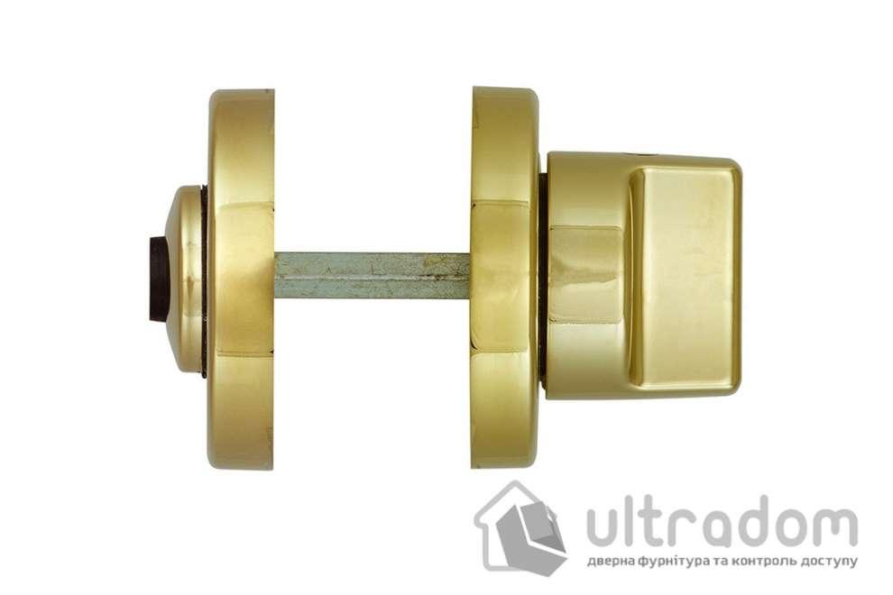 Дверная ручка ROSTEX REAL SNH55 mov-mov WC латунь полированная