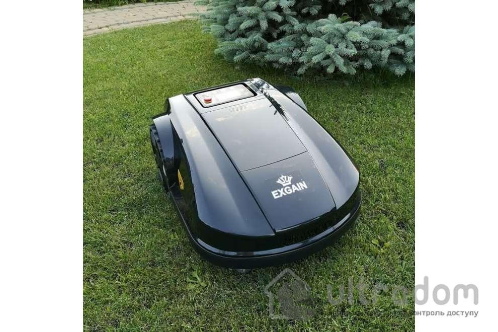 Газонокосилка-робот Exgain S520 чёрный