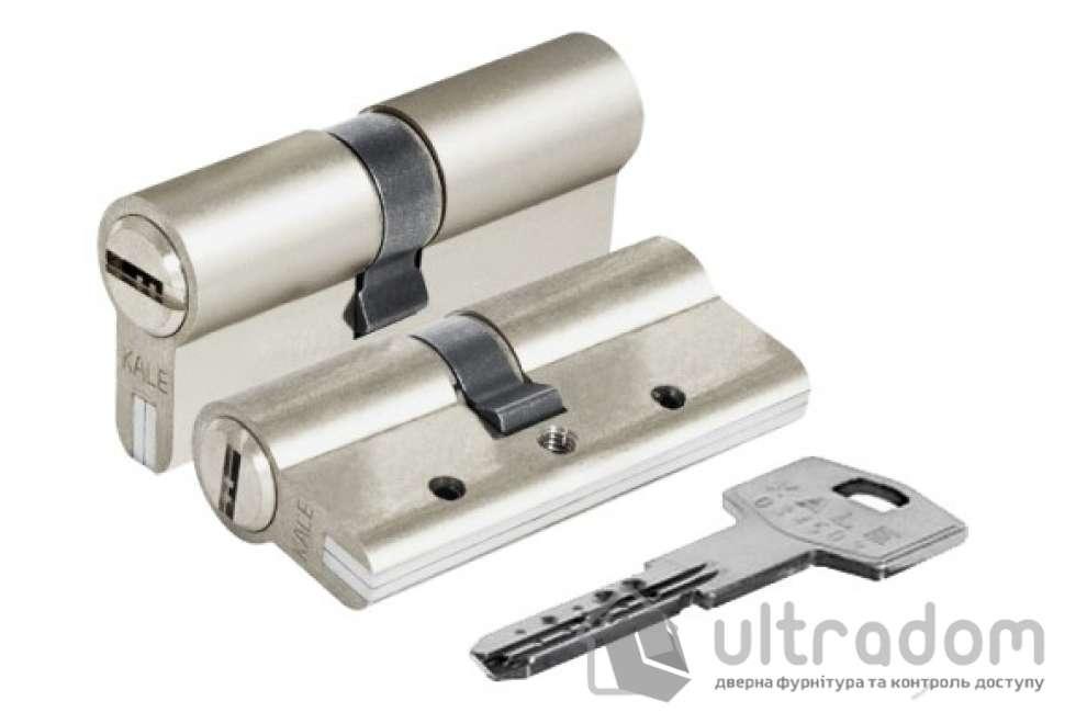 Цилиндр дверной KALE 164 DBNE ключ-ключ 70 мм