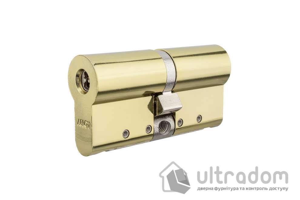 Дверной цилиндр ABLOY Novel ключ-ключ, 80 мм