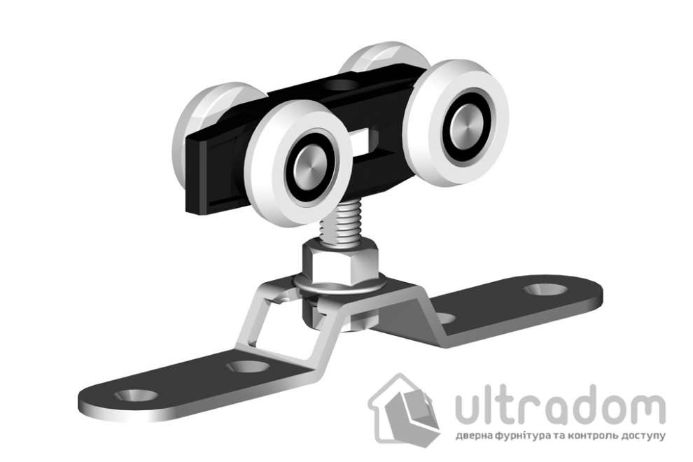 Комплект роликов Valcomp Herkules HS120 для раздвижных дверей