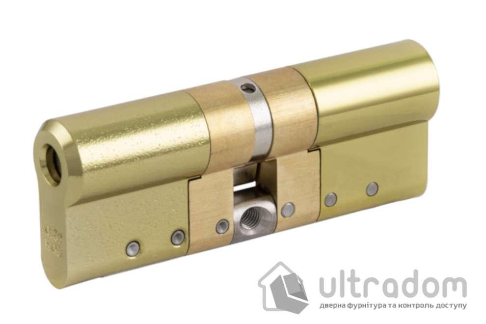 Замковый цилиндр ABLOY Protec 2 HARD ключ-ключ, 73 мм