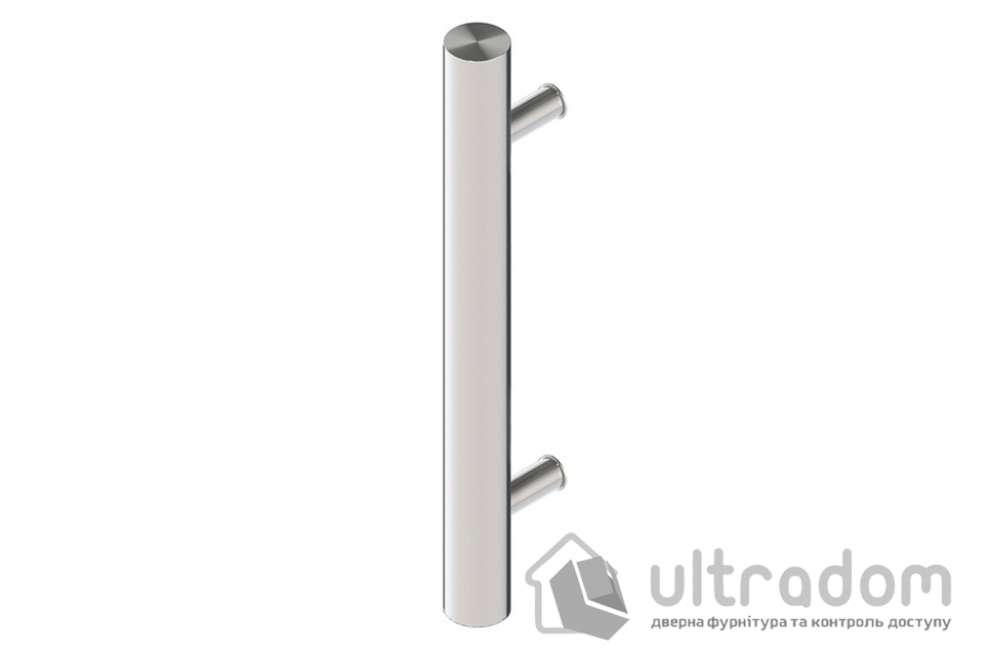 Дверная ручка-скоба Wala P10 нержавеющая сталь Ø50 мм односторонняя