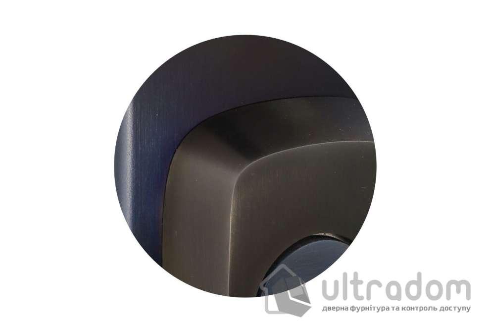 Фурнитура защитная ROSTEX R1 Astra 3 класс черный с фикс. ручкой 85-90