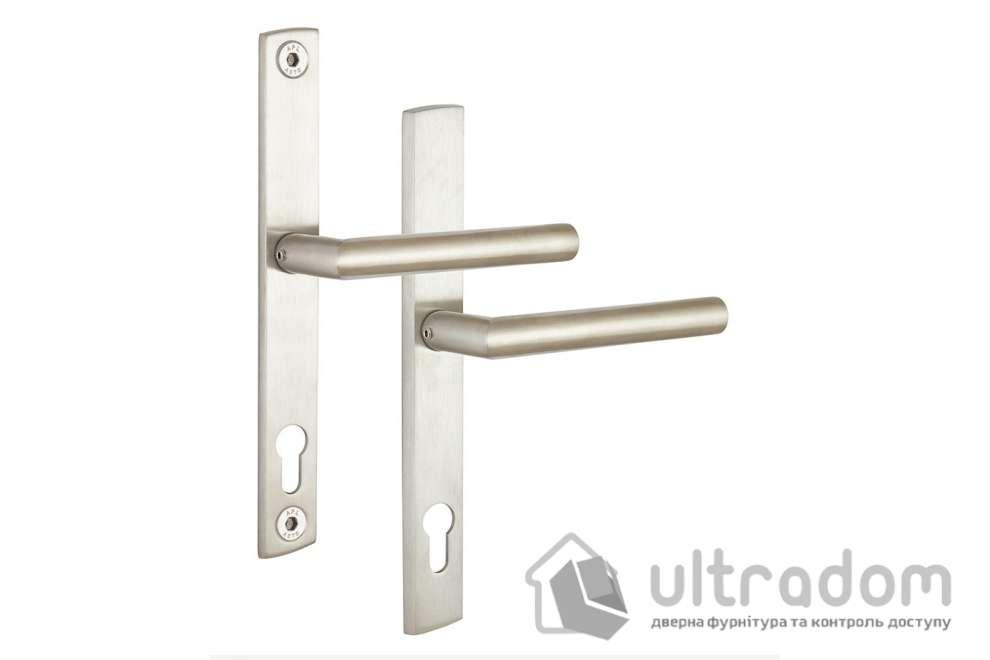 Дверная ручка ABLOY INOXI 3-19SS/6-6/013 PZ  92мм