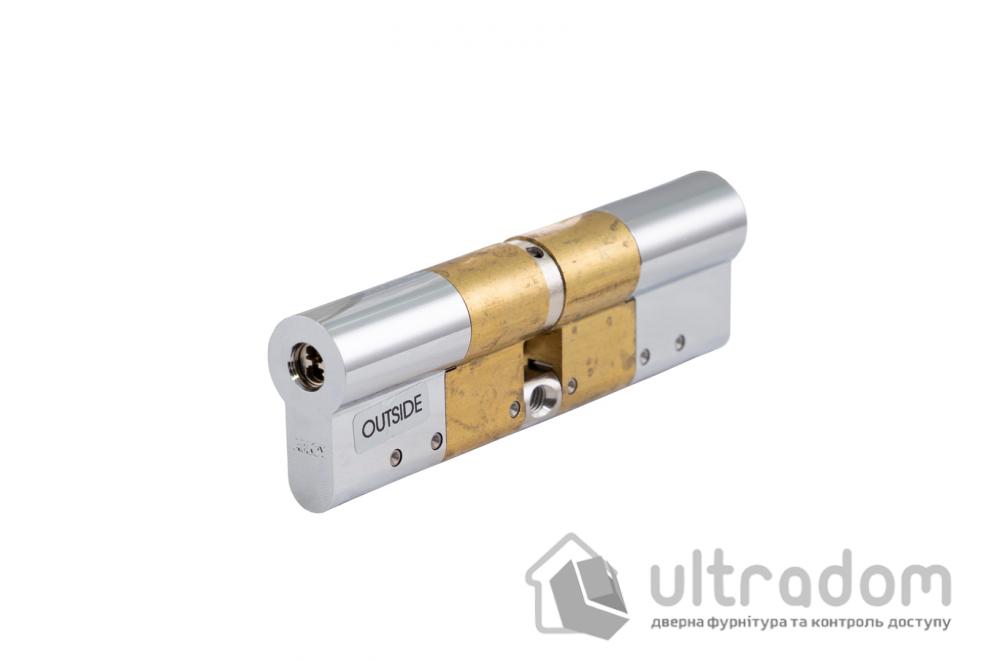 Дверной цилиндр ABLOY Novel ключ-ключ, 120 мм
