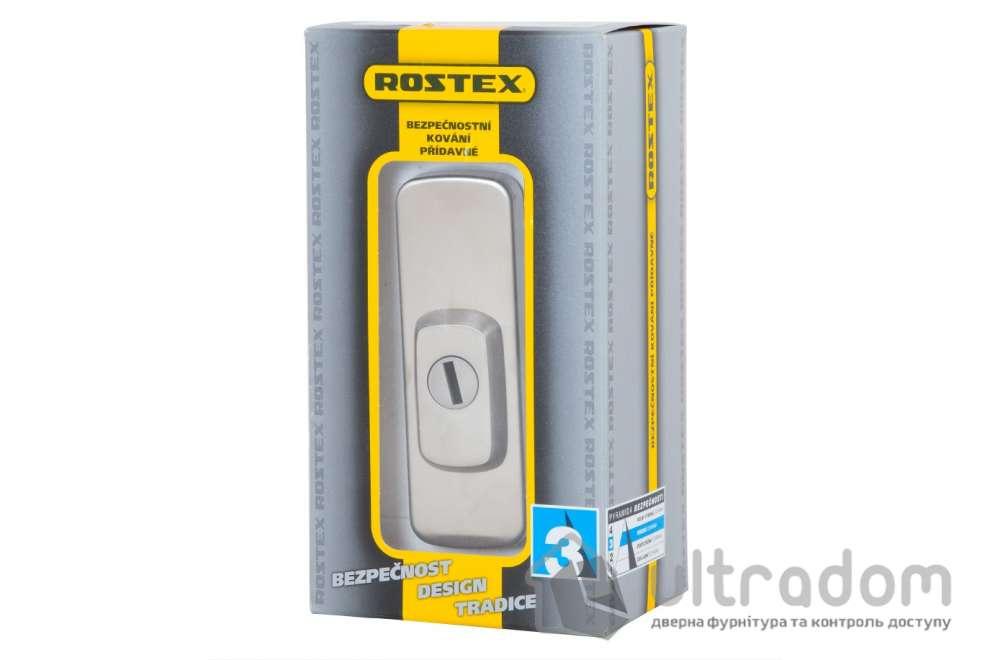 Броненакладка ROSTEX Astra R3 DIN PLATE 22мм, нержавеющая сталь