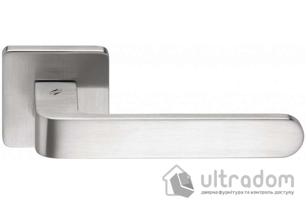 Дверная ручка COLOMBO Fedra AC 11 хром матовый