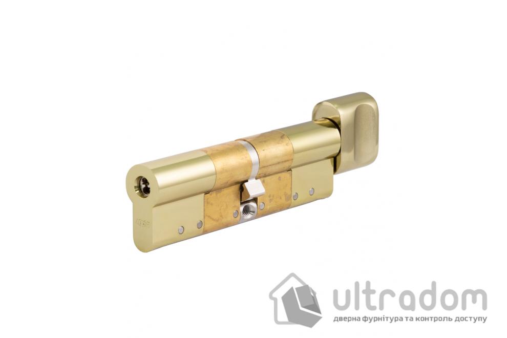 Дверной цилиндр ABLOY Novel ключ-вороток, 104 мм