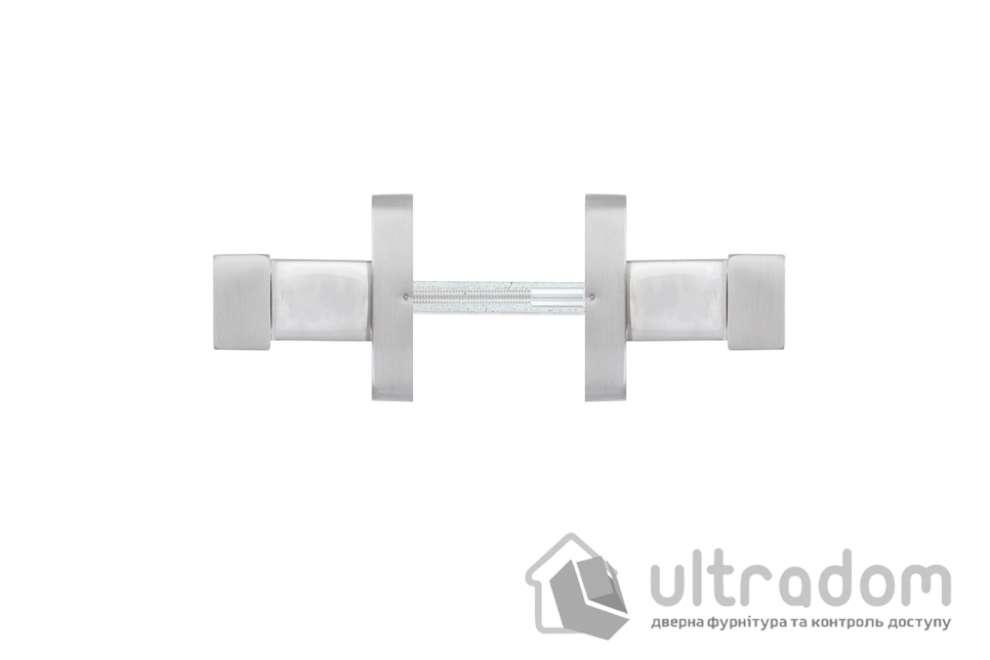 Дверная ручка ROSTEX TORINO H50 mov-mov BB нержавеющая сталь
