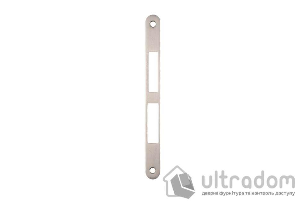Ответка для механизма SIBA 850 под ключ, под четверть, цвет - мат.никель.