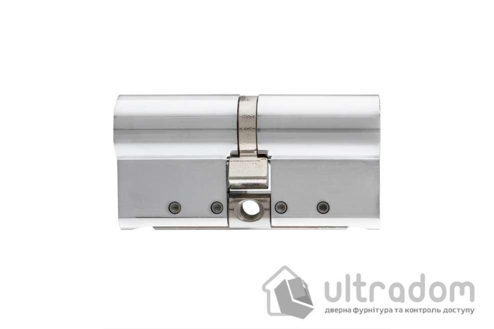 Дверной цилиндр ABLOY Novel ключ-ключ, 70 мм