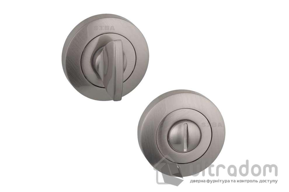 Фиксатор WC SIBA R01  матовый никель 22 22