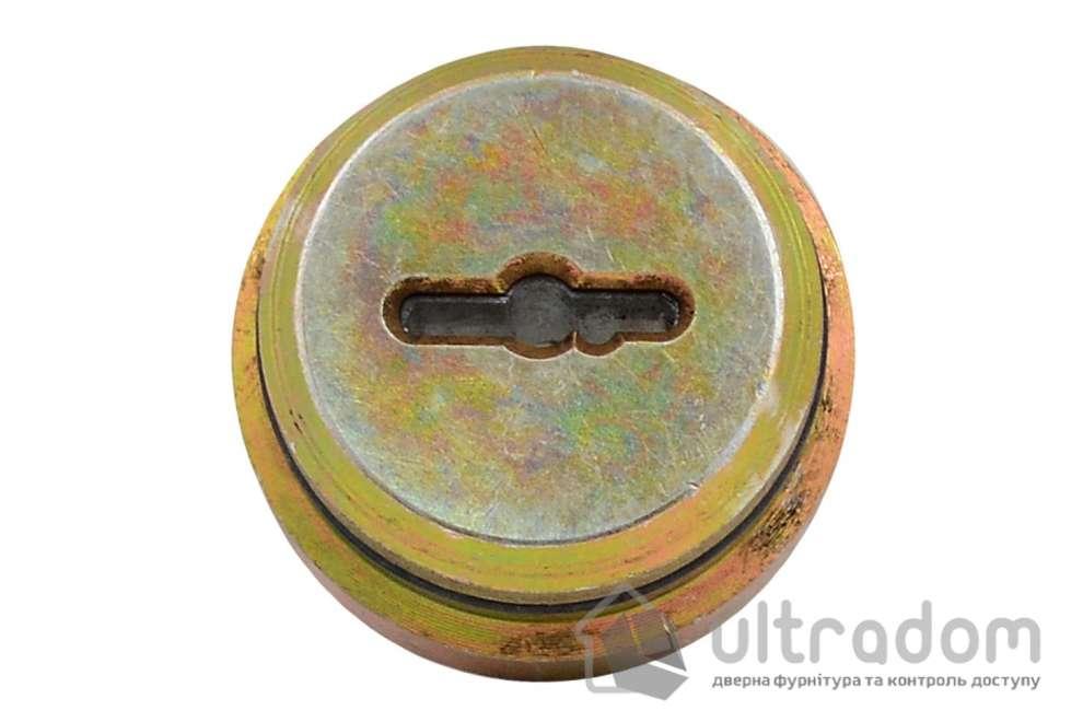 Securemme Комплект броненакладки сувальдного замка (овальная)