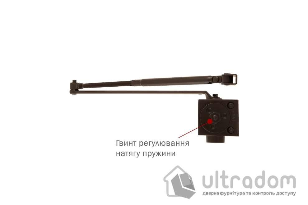 Доводчик дверной Ryobi B1007 BC EN7+ дверь до 250 кг