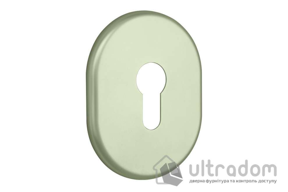 Декоративная накладка для цилиндра DISEC KT036 DIN OVAL