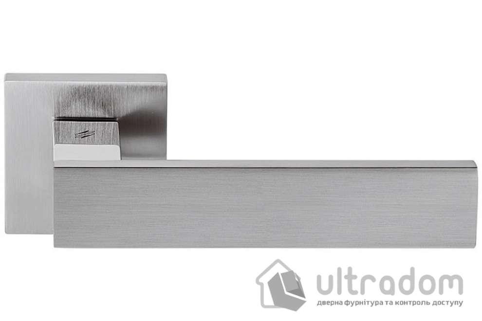 Дверная ручка COLOMBO Alba LC 91  хром матовый