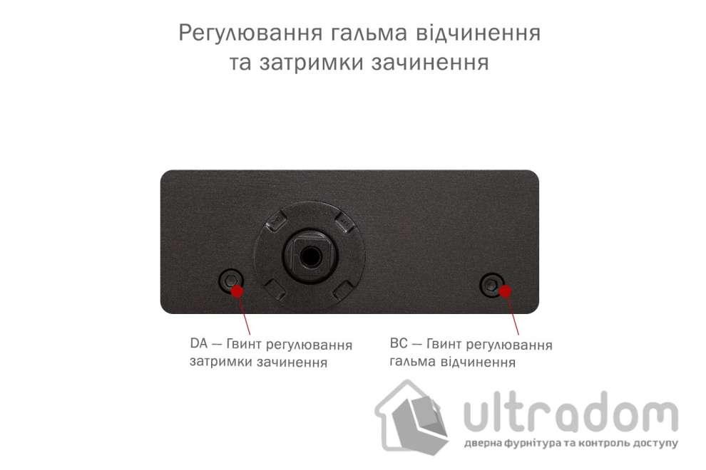 Доводчик дверной RYOBI DS-3550 EN2-5 BC/DA дверь до 100 кг