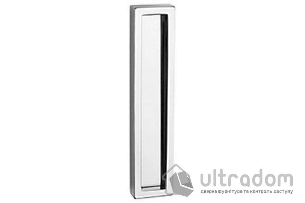 Ручки-ракушки для стеклянный дверей TUPAI 1158 Z 35 х 150 mm