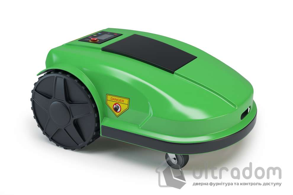 Газонокосилка-робот Exgain S520 зелёный