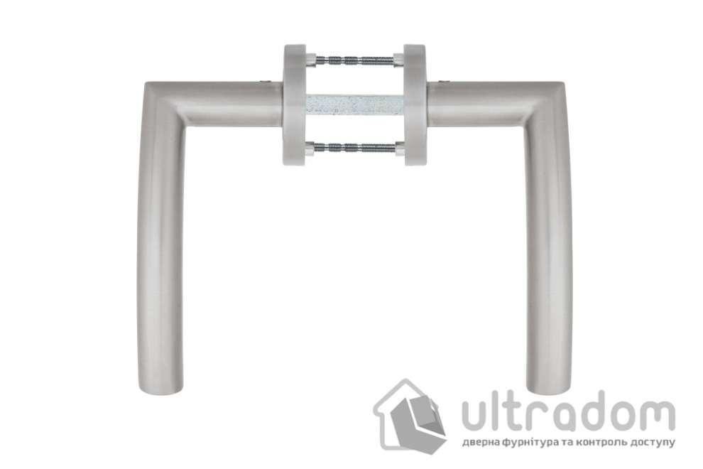 Дверная ручка ROSTEX PALERMO ES53 нержавющая сталь