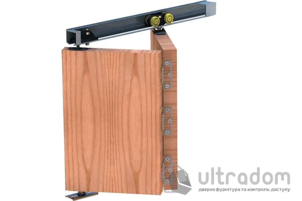 Комплект роликов для двери-книжки Valcomp Herkules PLUS 40