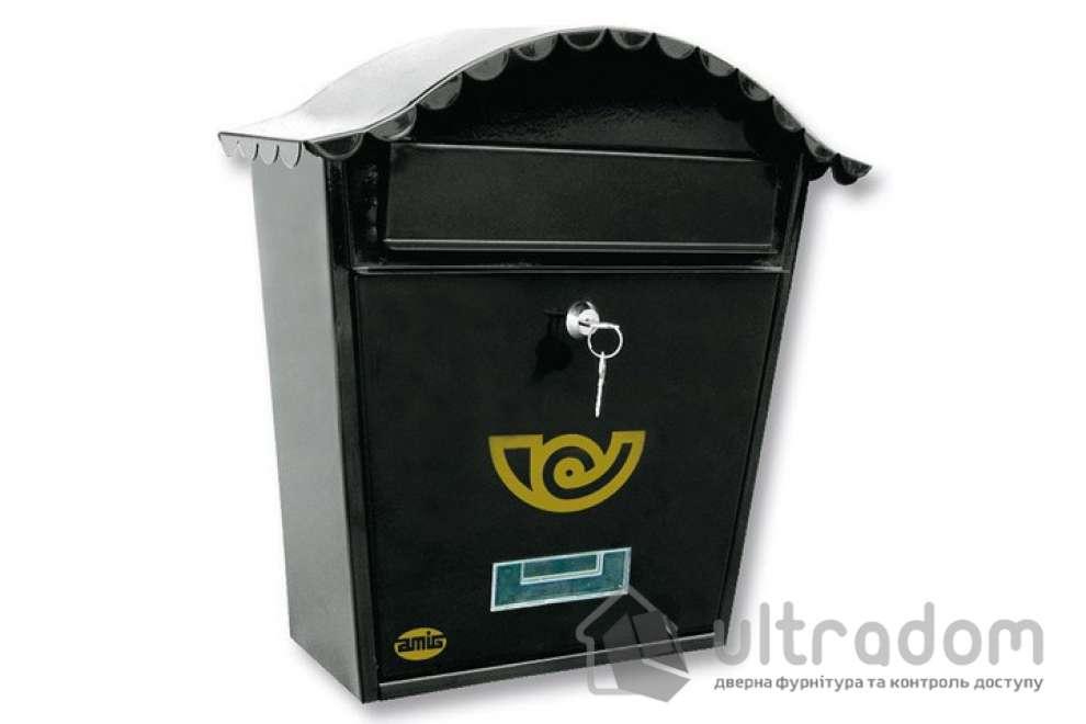 Почтовый ящик Amig m.1, цвет - чёрный