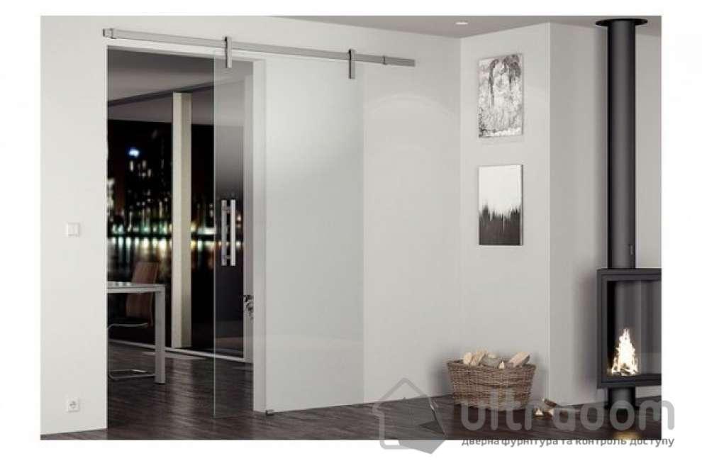 HAFELE дизайнерская раздвижная система для стекла Slido Classic Design 80W