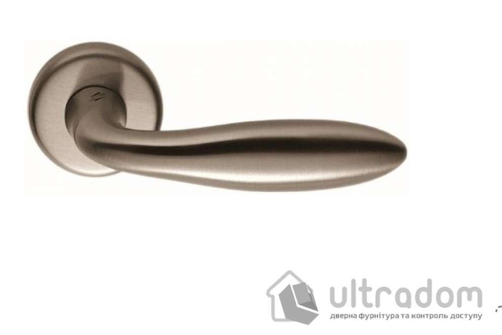 Дверная ручка COLOMBO Mach CD 81 матовый никель