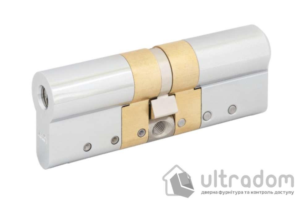 Замковый цилиндр ABLOY Protec 2 HARD ключ-ключ, 83 мм
